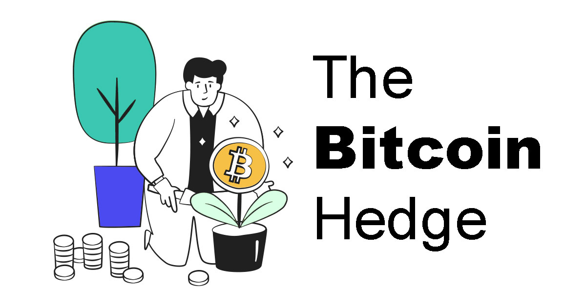 Hedging your bets with Bitcoin